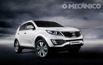 Nakata lança amortecedores para SUVs da Hyundai e Kia Motors