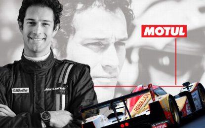 Motul oficializa Bruno Senna como embaixador da marca durante a Automec 2017