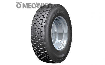Continental lança nova medida do pneu Hybrid HD3