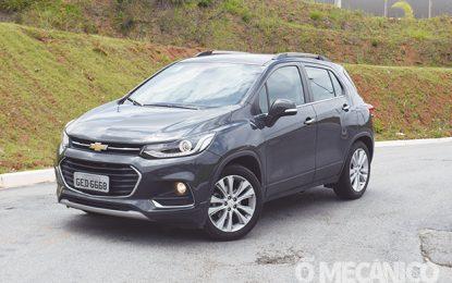 Raio X – Chevrolet Tracker Premier Turbo: fácil de reparar