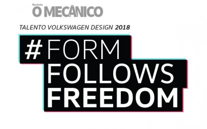 "Volkswagen abre processo seletivo para vagas em programa ""Talento Design 2018"""