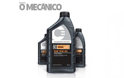 Ford Omnicraft lança óleo semissintético 15w40