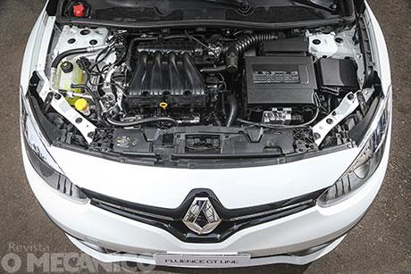 Motor 2.0 16V Hi-Flex