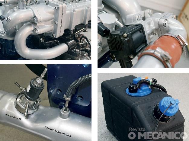 EGR e SCR: duas soluções para um ar mais limpo
