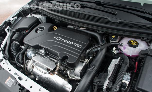 GM abordará o motor ECOTEC 1.4 no 3º CBM