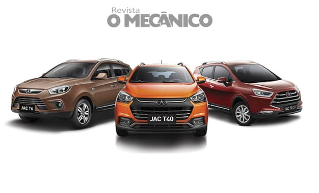 Jac Motors volta a crescer e anuncia lançamento de SUV