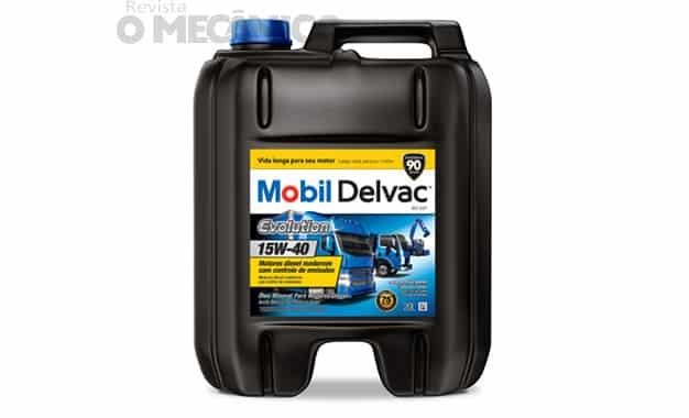 Mobil lança primeiro óleo com tecnologia API CK-4 para motores diesel no Brasil