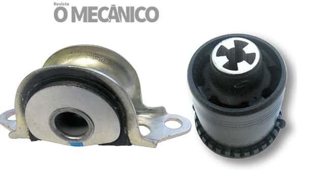 Monroe Axios fornece peças originais de suspensão para o Fiat Argo