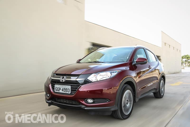 Raio X – Honda HR-V EXL 1.8 CVT: sem segredos