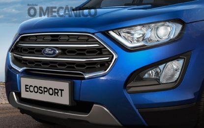 Nakata fornece diversos componentes para os veículos Ford