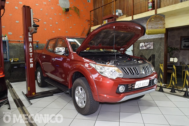 Raio X – Mitsubishi L200 Triton Sport mantém a mecânica robusta