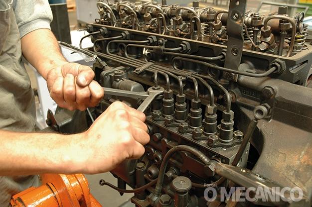 Artigo – O motor diesel disparou! E agora?