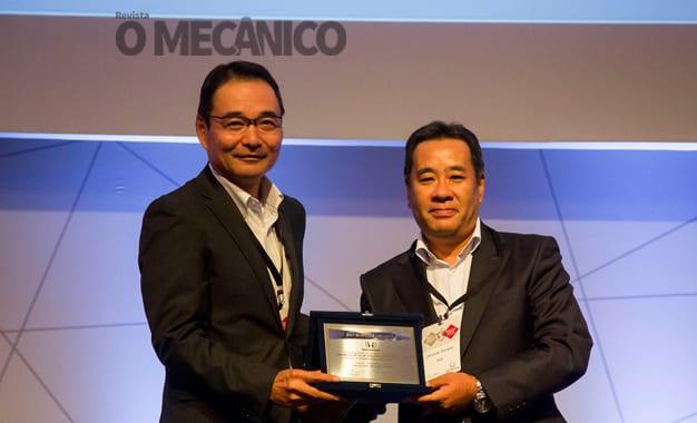 NGK é destaque em premiação da Honda Automóveis