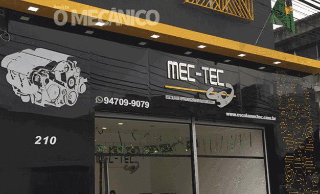 Escola de mecânicos Mec Tec abre primeira unidade em São Paulo