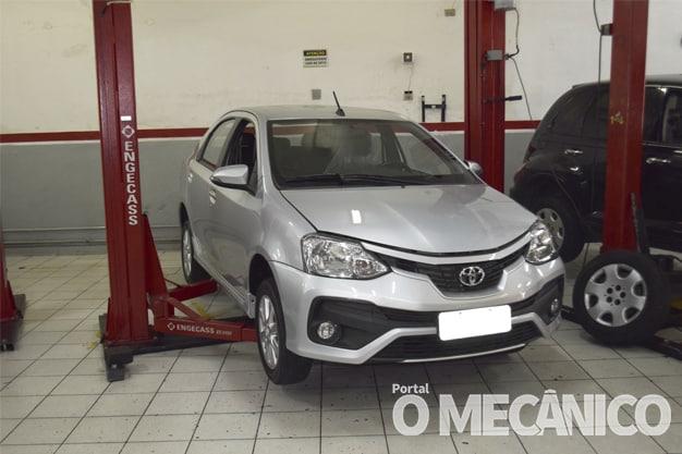 Raio-X: Toyota Etios 1.5 XLS 2018: confiança na simplicidade