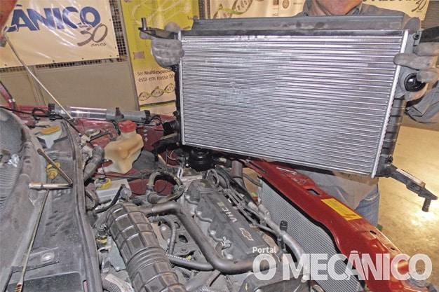 Artigo – Não é só por dentro que se limpa o radiador