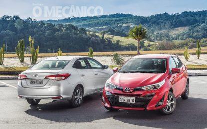 NSK Brasil fornece rolamentos de roda para o Toyota Yaris