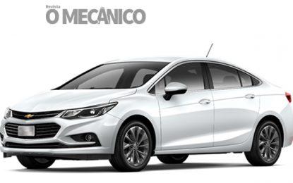 TMD Friction lança pastilhas Cobreq para Chevrolet Cruze