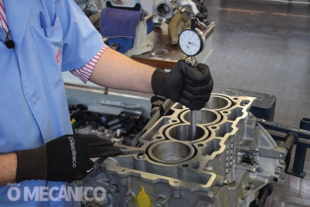 Motor: Construção Interna do Motor THP Flex – Parte 1
