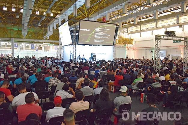 Evento – O revolucionário 2º Congresso Brasileiro do Mecânico