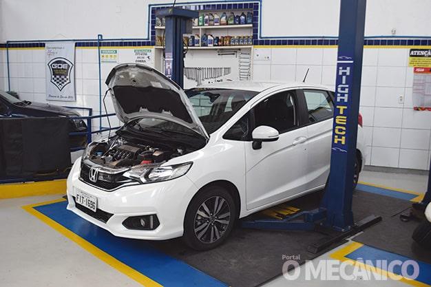 Raio-X – Honda Fit: Pau pra toda obra