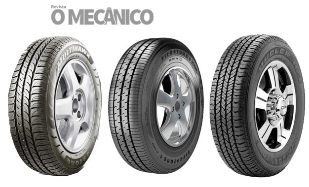 Bridgestone fornece pneus para Fiat Strada, Fiorino, Uno, Toro e Mobi, Jeep Renegade e Compass