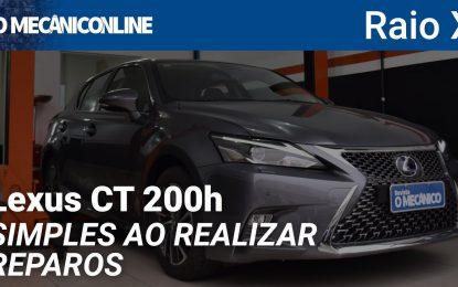 O Mecâniconline: Raio X Lexus CT200 Híbrido