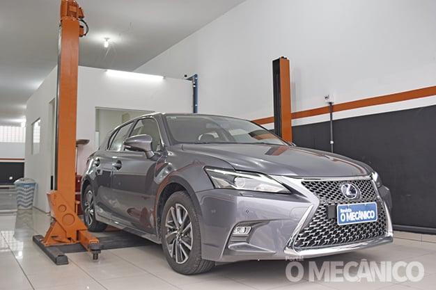 Raio-X: Lexus CT 200h: Híbrido Esportivo