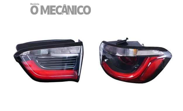 Magneti Marelli lança lanternas traseiras do Jeep Compass na reposição