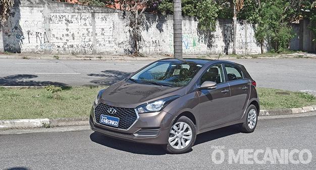 Raio-X – Hyundai HB20 1.0: Simplicidade é o segredo