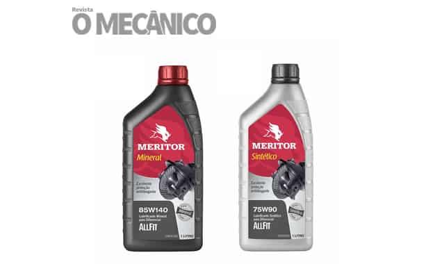 Meritor atinge marca de 1 milhão de litros de lubrificante comercializado para eixos diferenciais