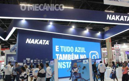 Nakata disponibiliza experiência virtual a mecânicos na Automec 2019