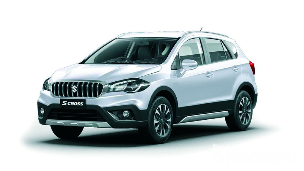 Raio X – Suzuki S-Cross: Moderno e tradicional