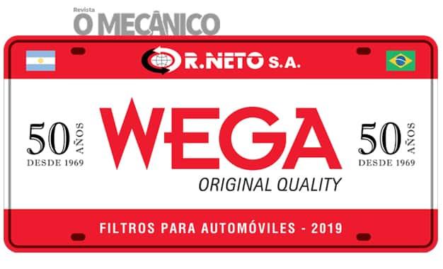 Wega comemora 50 anos na Automec 2019