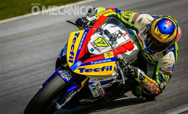 Tecfil Racing Team inicia temporada do Superbike Brasil