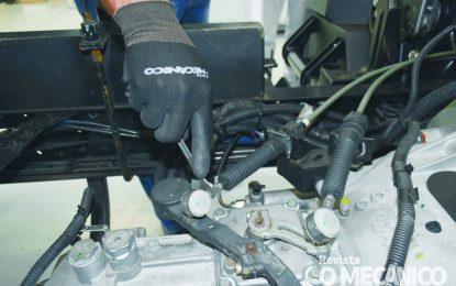 Transmissão – Cabos de Transmissão no Volkswagen Delivery 6.160