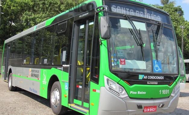 Novos ônibus da Volvo vão circular em São Paulo/SP com câmbio da Voith