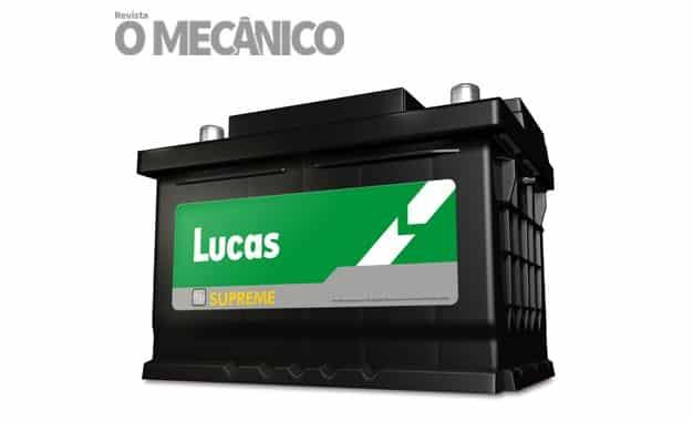 Fabricante Lucas alerta sobre cuidados com baterias automotivas