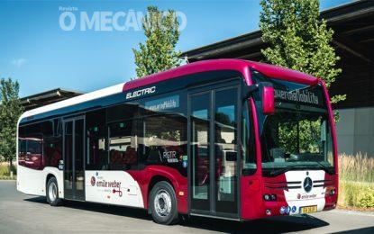 Mercedes-Benz exporta vinte ônibus elétricos para países europeus