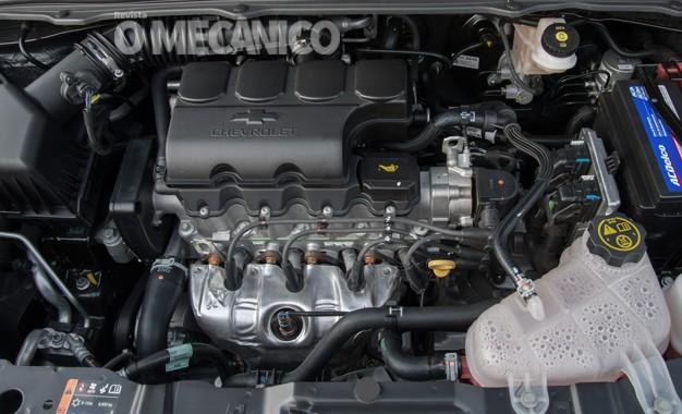 Motor Chevrolet Cobalt