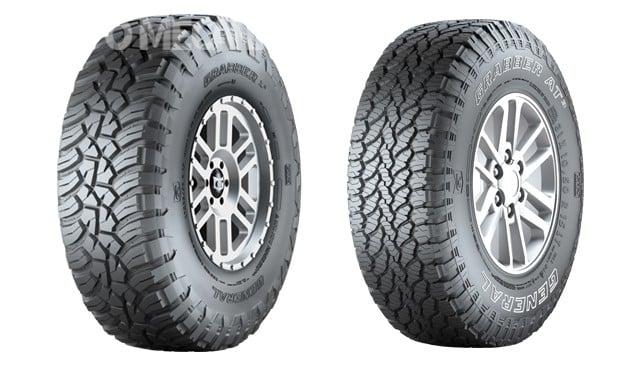 General Tire lança dois novos pneus voltados para o off-road