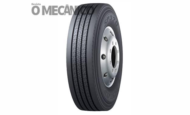 Dunlop pneu caminhão