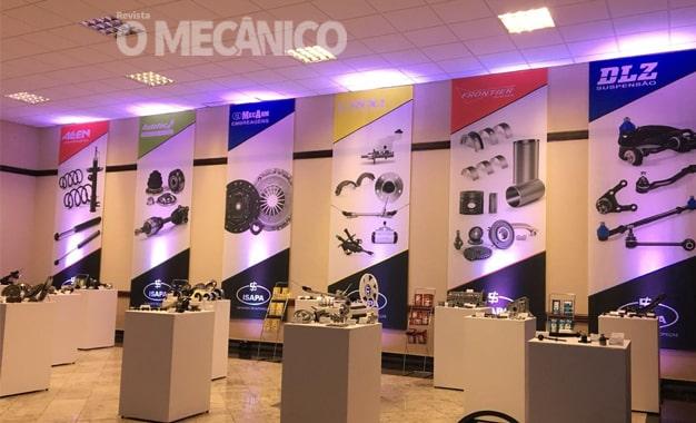 Isapa realiza convenção com distribuidores