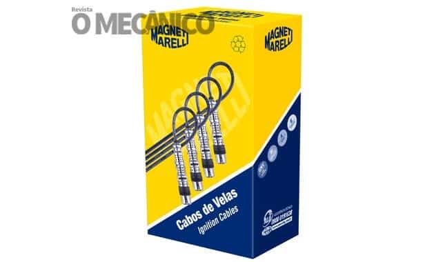 Magneti Marelli alerta para riscos dos cabos de velas danificados