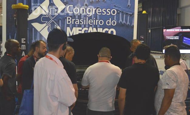 3º Congresso Brasileiro do Mecânico: cobertura do Box Técnico
