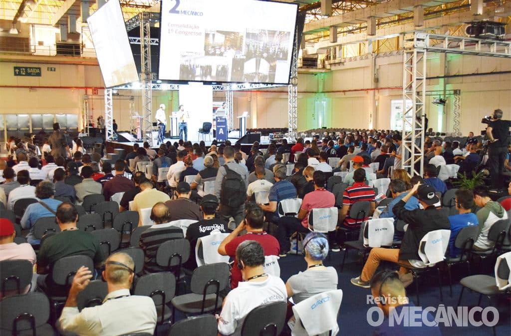 Congresso Brasileiro do Mecânico: o evento específico do mecânico