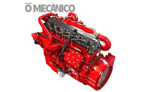 Cummins Motor X13