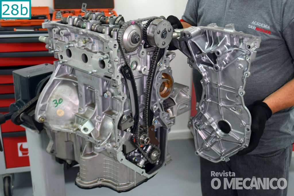 Motor Nissan 1.0 3 cilindros