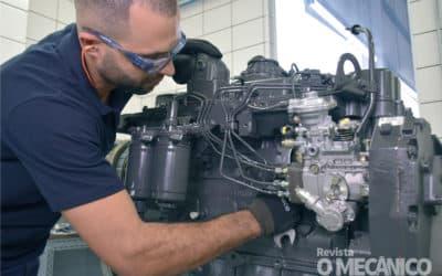 Mecânica Diesel: Montagem do motor FPT Industrial N67 mecânico