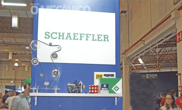 Schaeffler marca presença no 3º Congresso Brasileiro do Mecânico